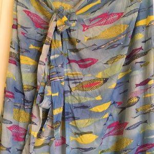 Other - Women's sarong Long Beach wear